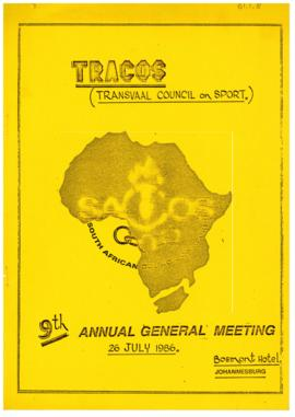 9th Annual General Meeting, presentation of Minutes of the 8th AGM