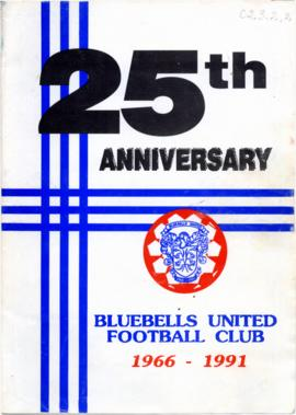 25th Anniversary of Bluebells United Football Club