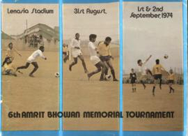 6th Amrit Bhowan Memorial Tournament